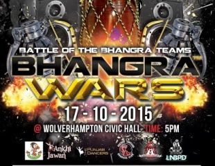 Bhangra Wars 2015 - Tickets On Sale Now!