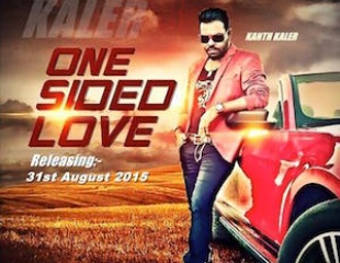 Kanth Kaler ft, Popsy - One Sided Love (Out 31st Aug)