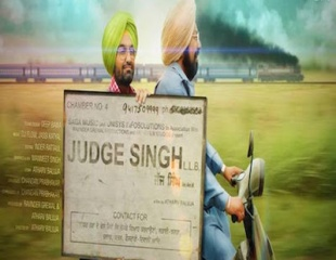 Punjabi Movie: Judge Singh LLB ft. Ravinder Grewal, BN Sharma