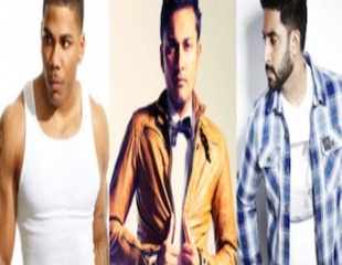 Raghav collaborates with rapper Nelly and Bollywood superstar Abhishek Bachchan!