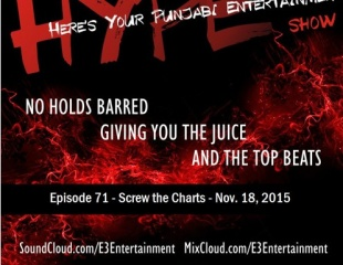 The Hype Show Podcast - Screw The Charts