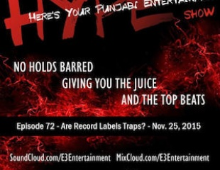 The HYPE Show - Episode 072 - Are Record Labels Traps?