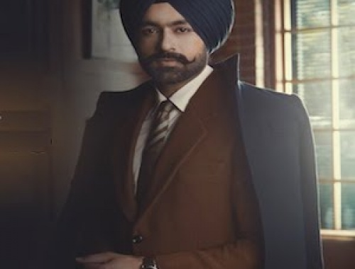 Tarsem Jassar - Turbanator (Video)
