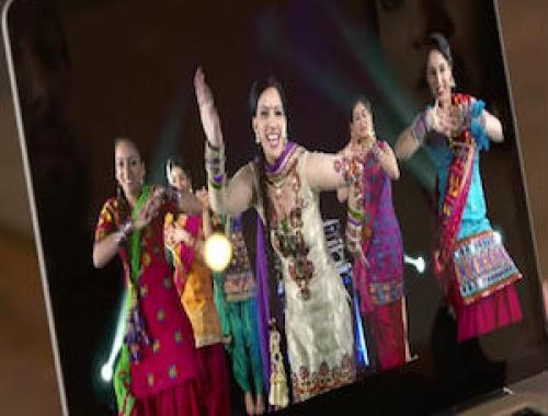 DJ Jas DV8 ft. Nooran Sisters - DV8 Boliyan (Video)