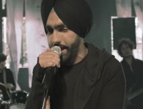 Ammy Virk ft. Sargun Mehta - Qismat (Video)