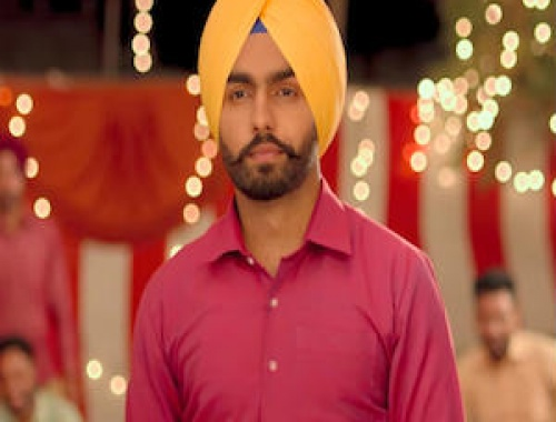 Ammy Virk, Sunidhi Chauhan - Gedha (Video) Saab Bahadar