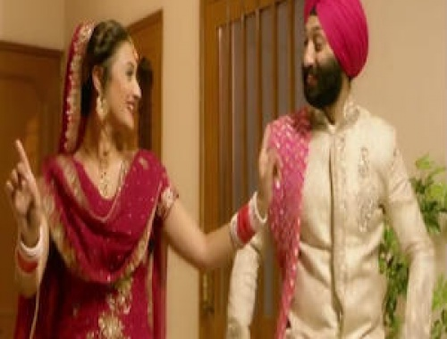 Dr Subaig Singh Kandola ft. Popsy - Nain Chandre (Video)