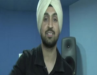 Diljit Dosanjh features in Tung Tung Baje (Singh Is Bliing)