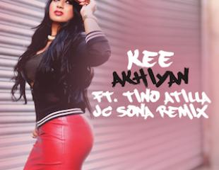 Free Download: Kee - Akhiyan Feat Tino Atilla - (JC Sona Remix)
