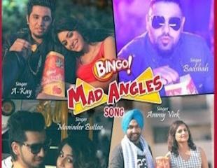 Video: Badshah, Ammy Virk, A Kay, Maninder Buttar - Bingo Mad Angles