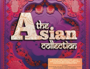 Various Artists - The Asian Collection (Out 31st July)