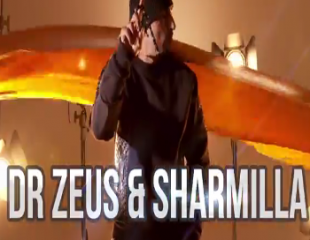 Dr Zeus & Sharmilla - Chamkila Kharku (Out 6th August)