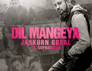 Jaskurn Gosal ft Supnandan - Dil Mangeya (Out 9th July)