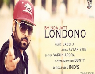 Bhinda Jatt - Londono (Out Soon)