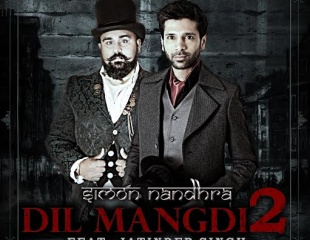 Simon Nandhra - Dil Mangdi 2 (Out Now)