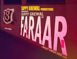 Punjabi Movie: Faraar ft. Gippy Grewal