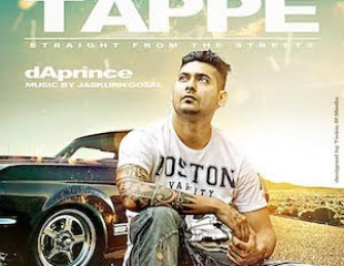 dAprince ft Jaskurn Gosal - Tappe (Straight From The Streets)