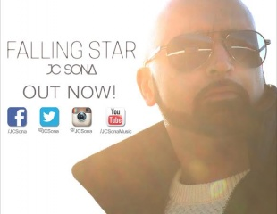 JC Sona Releases Falling Star