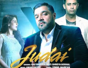 Gav Sadhra ft. Shreya Ghoshal (Music by Aman Hayer) - Judai