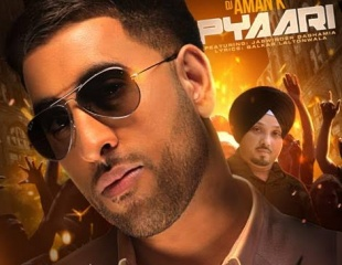 DJ Aman K ft Jaswinder Daghamia - Pyaari (Out Now)