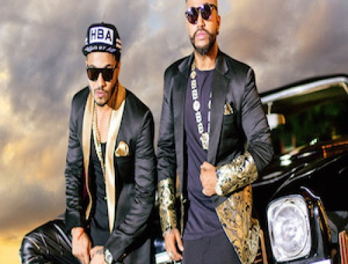 Sukhe ft. Raftaar - All Black (Video)