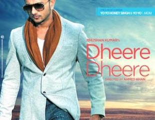 "Honey Singh's ""Dheere Dheere Se"" becomes a digital sensation!"
