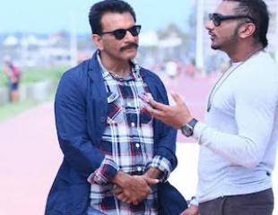 Pavan Raj Malhotra forthcoming release 'Zorawar' ft. Zorawar Singh (Honey Singh)