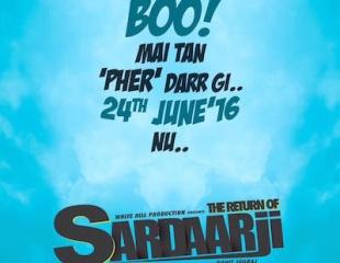 Diljit Dosanjh's Sardaarji to return!