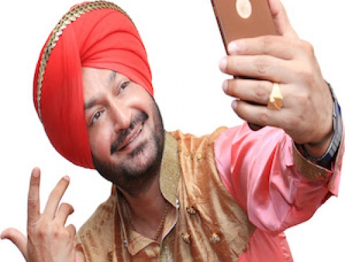 Malkit Singh ft. Dj Vix - Selfie Boliyan (Video)
