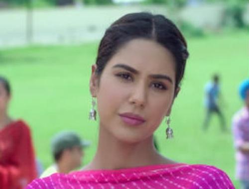 Ammy Virk, Sonam Bajwa - Lagdi Na Akh (Nikka Zaildar)