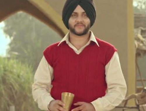 Mehtab Virk ft. Desi Routz - Naughty Munda (Video)
