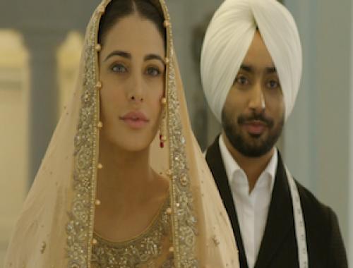 Satinder Sartaaj Ft. Nargis Fakhri - Tere Vaastey (Video)