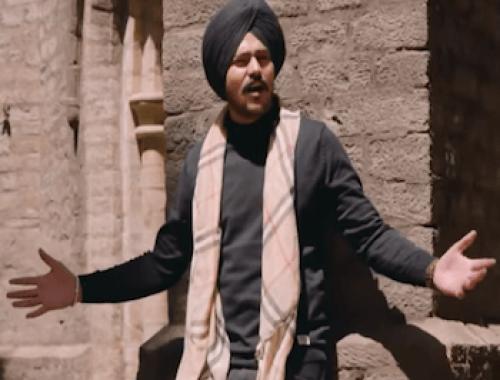 Satkar Sandhu - Aadataan (Video)