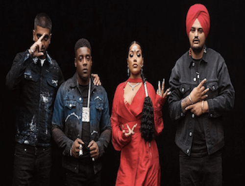 Sidhu Moose Wala, MIST, Steel Banglez, Stefflon Don - 47 (Video)