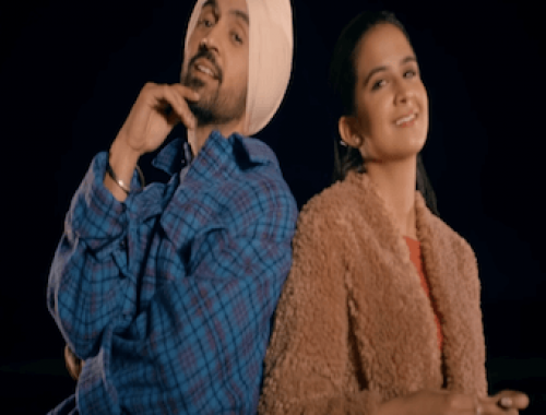 Diljit Dosanjh, Simar Kaur - Stranger (Video)