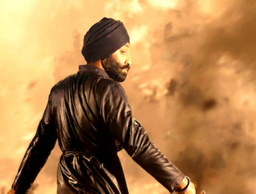 Subaig Singh - Warrior (Video)