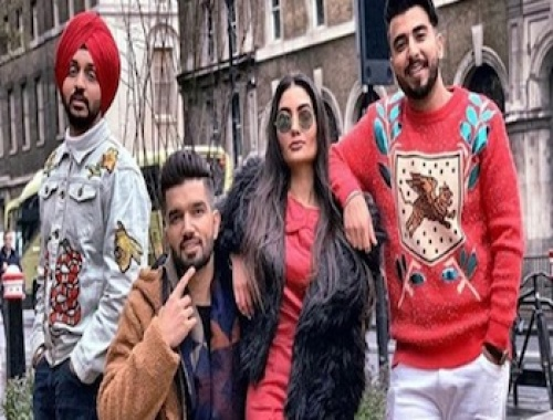 The Landers ft. Afsana Khan - Tainu Patt Lena (Video)