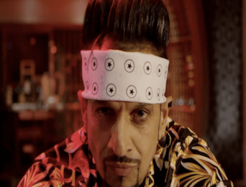 Jazzy B ft. Roach Killa - All Eyez On Me (Video)