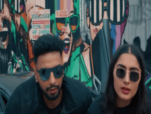 Navaan Sandhu - Black Life (Video)