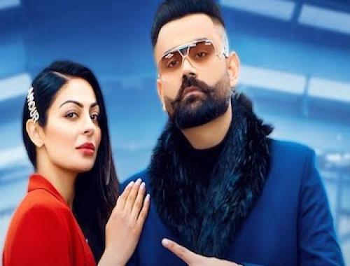 Amrit Maan ft Gurlej Akhtar, Neeru Bajwa - All Bamb (Video)